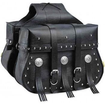 Боковые сумки Willie and Max AM CLASSIC ADJ Black