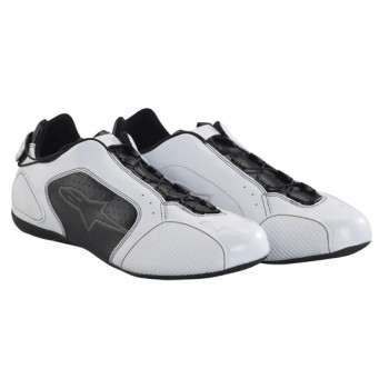 Мотокроссовки Alpinestars F-1 SPORT White-Black 12