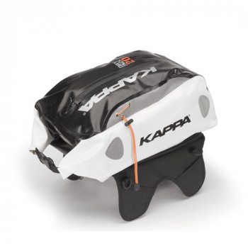 Сумка на бак KAPPA TKW 746 Black-White