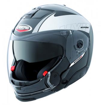 Шлем CABERG HYPERX MOD Black-Silver M
