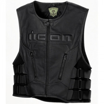 Жилет Icon Vest Regulator STLTH Black S/M