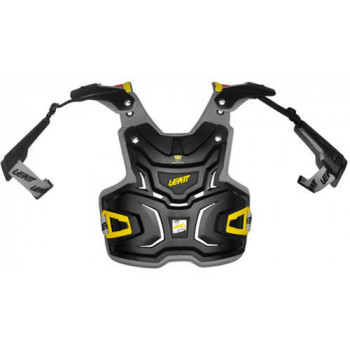 Мото черепаха Leatt Chest Protector Adventure Black