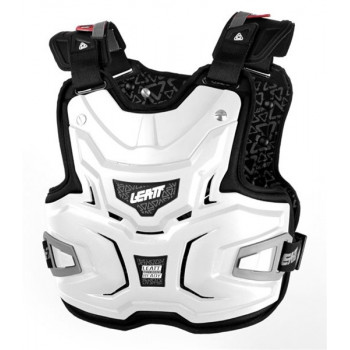 Мото черепаха Leatt Chest Protector Adventure Lite White