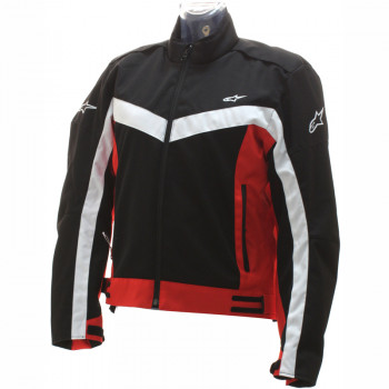 фото 2 Мотокуртки Мотокуртка Alpinestars RADON AIR Black-Red M