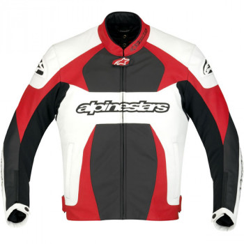 Мотокуртка Alpinestars GP PLUS (3100911) White-Red-Black 50