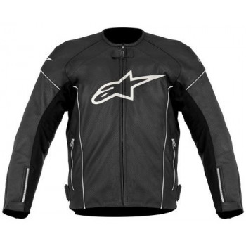 Мотокуртка Alpinestars TZ-1 Reload (3107512 12) Black-White 54