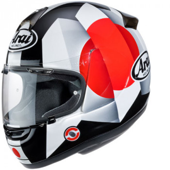 Шлем Arai Axces II Tribute Black-Red-White L