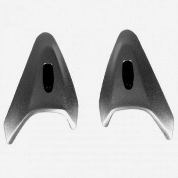 Дефлектор дыхания Arai TD-Duct-2 Front Set Grey Frost