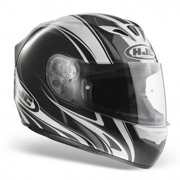 Шлем HJC FG-15 Racinct MC5 Black-Silver M