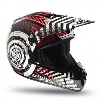 Шлем детский HJC CLXY Wanted MC1 Black-Red-White M