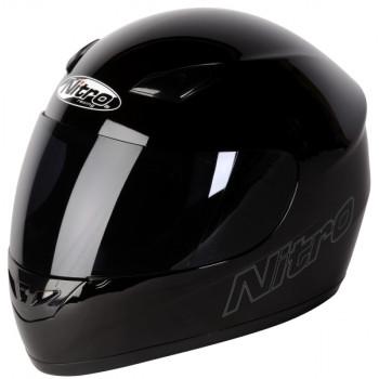 Мотошлем Nitro Dynamo Uno Black L