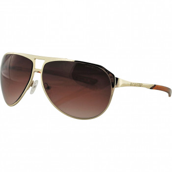 Очки Bobster Snitch Street Series Sunglasses, Gold Frame, Brown Gradien