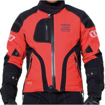 Куртка Rukka Romeo Black-Red 50