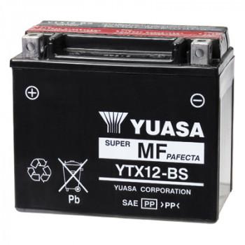 Аккумулятор Yuasa YTX12-BS