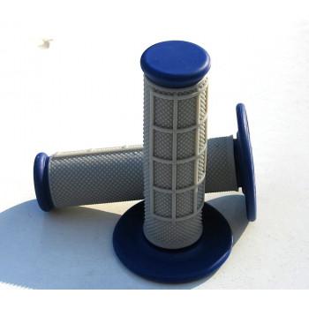 Мотогрипсы KBGrips MOTO Blue