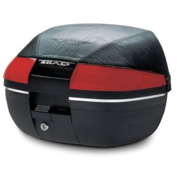 Мото кофр Shad SH32 Custom Black-Red