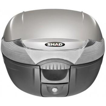 Панель кофра Shad SH33 Silver