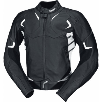 Куртка IXS Kaban Black-White 54