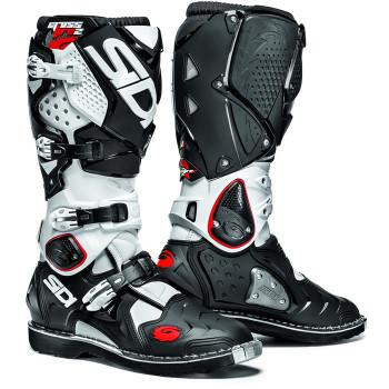 Ботинки Sidi CROSSFIRE 2 White-Black 45