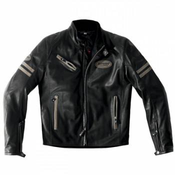 Куртка Spidi Ace Leather Jacket Black 50