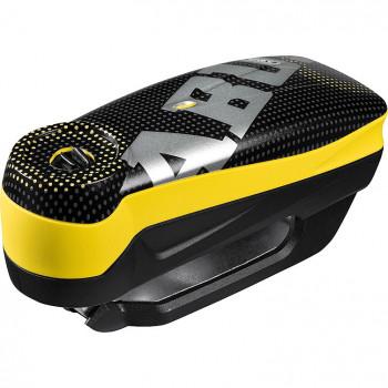 Мотозамки ABUS 7000 Detecto RS1 Pixel Yellow