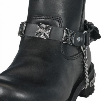 Цепь для ботинок Hot leathers Iron Cross