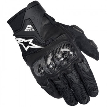 Мотоперчатки Alpinestars SMX-2 Air Carbon Black S
