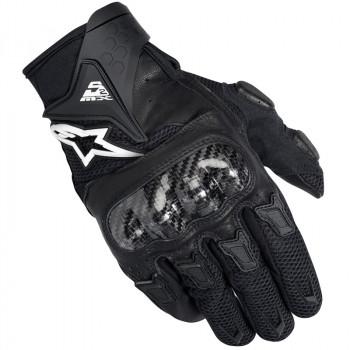 Мотоперчатки Alpinestars SMX-2 Air Carbon Black XXL