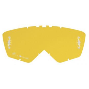 Стекла для мотоочков Harris/Ariete 12961-PCG Yellow