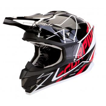 Мотошлем Scorpion VX-15 Air Sprint Black-White-Red L