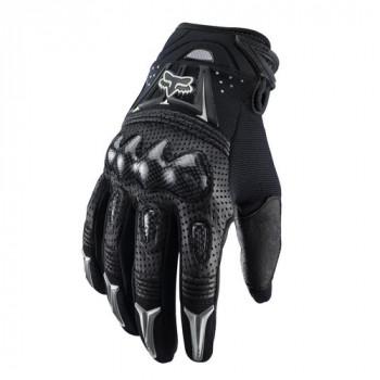 Мотоперчатки FOX Bomber Black M(9)