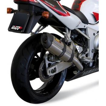 Глушитель Micron на Yamaha YZF600R6