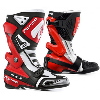 Мотоботы Forma Ice Red 43