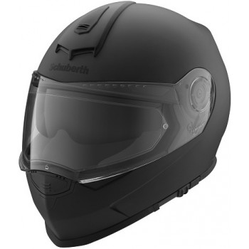 Мотошлем Schuberth S2 Black-Matt XXL