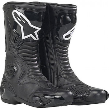 Мотоботы Alpinestars S-MX 5 Black Vented 44