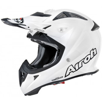Мотошлем Airoh Aviator Color White XL