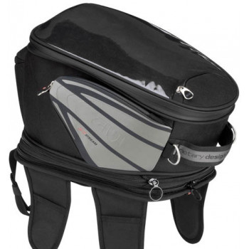 Мотосумка на бак GIVI XS304 Black