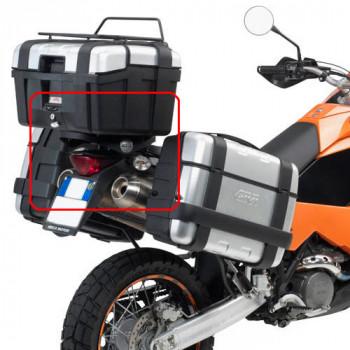 Крепление центрального мотокофра GIVI Monokey для KTM 950/990 Adventure