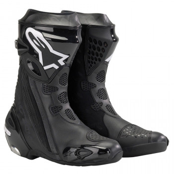 Мотоботы Alpinestars SUPERTECH R Black 40