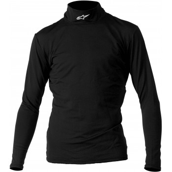 Мототермофутболка Alpinestars Thermal Tech Race Black XL