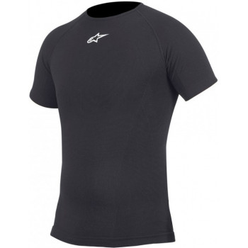 Термофутболка Alpinestars Summer Tech Performance Black XS/S