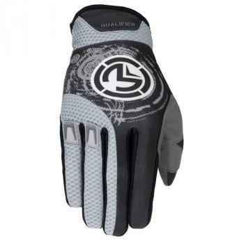 Мотоперчатки Moose 12 Qualifier Grey XL