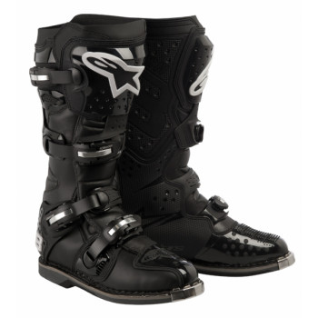 Мотоботы Alpinestars TECH 8 RS Black 11.0
