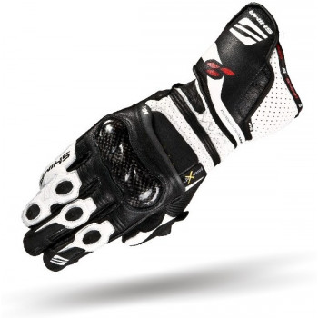 Мотоперчатки Shima RS-1 White S