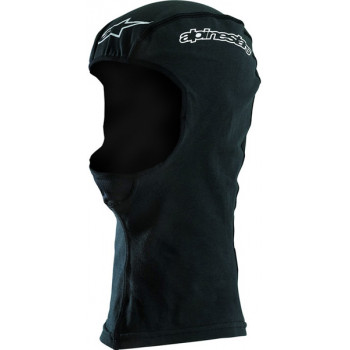 Подшлемник Alpinestars Open Face Black