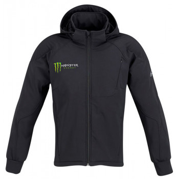 Мотокуртка Alpinestars Monster Cloak Black-Green 2XL