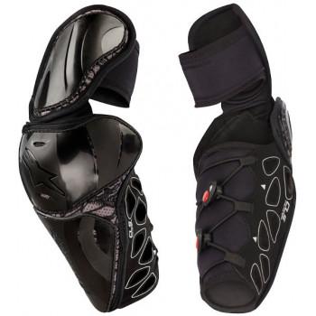 Мотозащита плечей, локтей подростковая Alpinestars Vapor Black