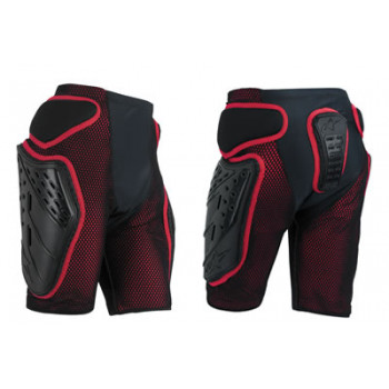 Шорты Alpinestars BIONIC FREERIDE Black-Red L