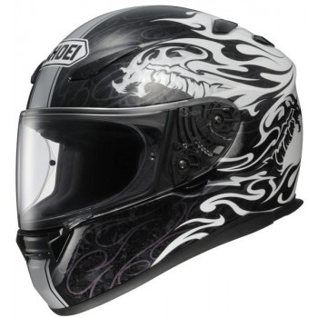 Мотошлем Shoei XR-1100 Beowulf TC-6 Black-White L