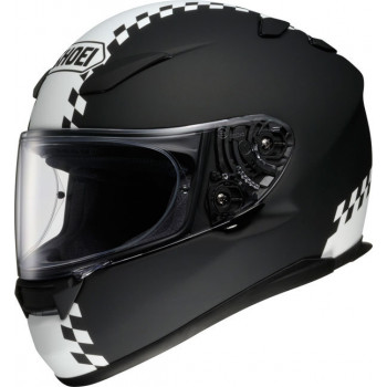 Мотошлем Shoei XR-1100 Rollin TC-5 Black-White XXL